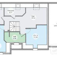 Plan Du Maison En Tunisie Plan Maison Plan Maison 120m2 Plan