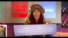 Camryn Coyle Doll with Robot Experiment | Project Mc2 | Smart is the New...