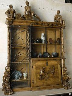 1000 images about art nouveau mobilier on pinterest art nouveau charles rennie mackintosh. Black Bedroom Furniture Sets. Home Design Ideas