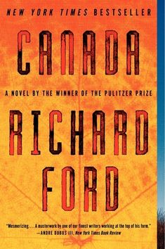 """First, I'll tell about the robbery our parents committed. Then about the murders, which happened later."" Canada is a haunting and elemental novel about the cataclysm that undoes one teenage boy's family, and the stark and unforgiving landscape in which he attempts to find grace."