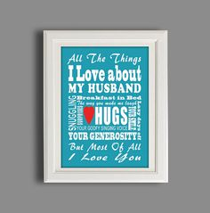 Valentines Day Gift  Personalized  Gift  Gifts by iNKYSQUIDSTUDIO, $25.00