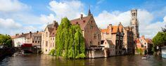 Un riche patrimoine Bruges Belgique