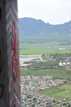 Hiking Hawaii - Pink Pillbox Hike, Waianae Oahu