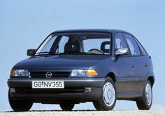 Opel Astra F (1991 - 1994). Cute Cars, Small Cars, Vintage Cars, Evolution, Automobile, Vehicles, Euro, Design, Classic Cars