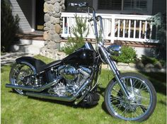 2002 Harley-Davidson Softail Standard Fxst for Scott