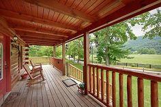 Happy Trails - Pigeon Forge Cabin Rentals - Gatlinburg Cabin Rentals