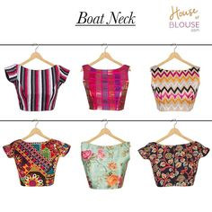 Our customer creations truly delight us! Check out these super chic boatneck blouses created by various cool customers. Go ahead and give our 'STYLE CREATOR' a whirl - combine in ways you can only imagine :) Get inspired and create you own at http://ift.tt/2hKpU7T #customercreation #boatneck #creations #chic #blouse #customise #customdesign #love #houseofblousedotcom