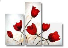 Flores Modernos Tripticos , Oportunidad!!! - $ 950,00 en MercadoLibre