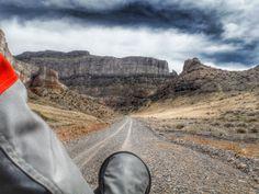 Marjum Pass, Utah #2upTogether #makelifearide #BMWmotorcycles #advrider #adventure #motorcycles #travel #dualsport #bmwmotorrad #adv #wolfmanluggage #bmwgs #moto #scenic #touring #utah www.facebook.com/2uptogether