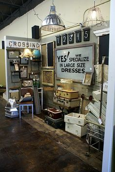 Props | Vintage | Luggage | Chalk and glass for signage you get all of this from www.clubhouseinteriors.co.uk