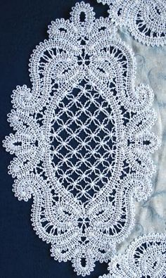 Battenberg Looking Glass Lace