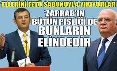 Özgür Özel: Elleri kirli olan biri varsa o da AKP'nin yöneticileridir - Yurt Gazetesi | Bağımsız, Halkçı, Muhalif Gazete - Haberler, Gündem - Mobil