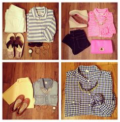 styling button downs