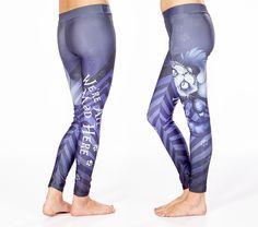 Cheshies Leggings - Leggings   TeeFury
