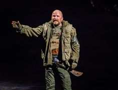 Macbeth at the National Theatre with Rory Kinnear and Anne-Marie Duff – in pictures
