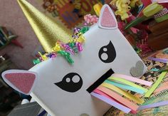 crafty valentines day boxes unicorn box idea for girls