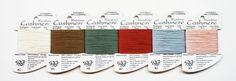 Rainbow Cashmere 5.80 Each Cashmere Yarn by terrymillerdesigns