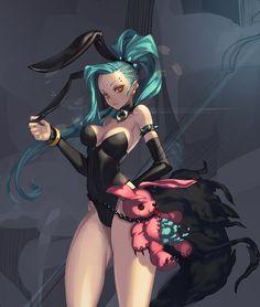 Battle Bunny Jinx