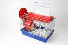 Hamster shredder