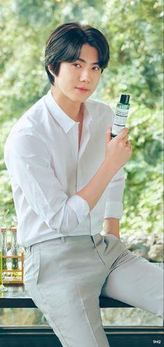 Sehun - Some By Mi | #EXO K Beauty, Beauty Secrets, Beauty Hacks, Beauty Blogs, Beauty Products, Break The Stigma, Male Icon, Sehun, Kpop Exo