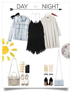 """""""rompin' 'round"""" by emyemoemu ❤ liked on Polyvore featuring Eileen Fisher, RVCA, IRO, 3.1 Phillip Lim, Yves Saint Laurent, Valentino, Casetify, Kate Spade, Sonix and Aurélie Bidermann"""