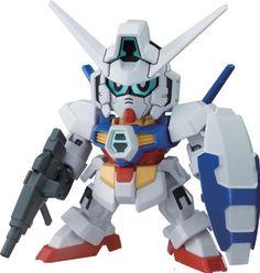Bandai Hobby BB#369 Gundam AGE-1, Bandai SD Action Figure. No glue required for assembly, a hobby nipper is required to remove parts from runners. Colored plastic, little to no paint required to replicate appearance. Product bears official Bluefin Distribution logo ensuring purchaser is receiving authentic licensed item from approved U.S. retailer. Bluefin Distribution products are tested and comply with all U.S. consumer product safety regulations and are eligible for consumer support.