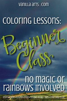 Coloring Lessons: Not all Beginner Classes are Created Equal — Vanilla Arts Co. Copic Marker Art, Copic Pens, Copics, Prismacolor, Coloring Tips, Colouring Pages, Adult Coloring, Coloring Books, Colored Pencil Tutorial