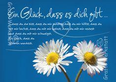 Du bist mein Glück Artikel - Grafik Werkstatt Bielefeld