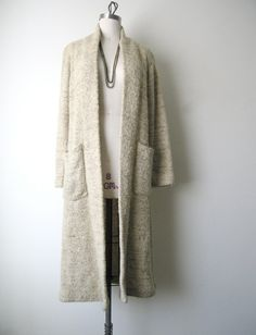 Free People Twinkle Toes Maxi Sweater Coat, $548.00 | Stuff to Buy ...