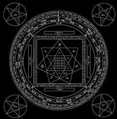 Hidden secrets of Enochian