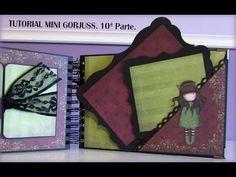 Tutorial mini Gorjuss. 10ª Parte. - YouTube