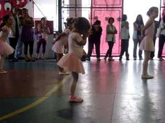 Apresentação de ballet - Mirella 2010