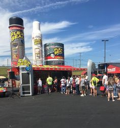 Hey NASCAR fans! Our team is at @charlottemotorspeedway for the Coca-Cola 600. Stop by the Flex Seal tent and pick up some cool stuff like Flex Seal cans and more! We are located right next to the Fanatics Trackside Superstore.  #NASCAR #flexsealracing #nascar #flexshot #racecar #flexsealfans #racing #charlottemotorspeedway #handyman #weloveflexseal #philswift #getflexseal #flexsealteam #turnrighttogoleft #motorsports