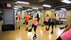 Kangoo Club Canada...the only certified Kangoo Jumps instructor training in Canada!