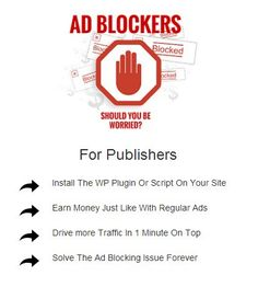 ADZBuzz Ublock Review – What This Ad Blocker Is and Why You Need It / TheNoker.com / It is no longer business as usual fighting adblockers in a failed ad-supported web. There are many reasons why visitors prefer to use ad blockers and these should not be ignored. Instead, the use of ADZbuzz Ublock opens up better results and opportunities for users, publishers and advertisers.