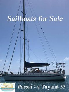 'Passat II', an ideal liveaboard long-distance cruising boat for sale at a very reasonable price. Used Sailboats For Sale, Sailboat Cruises, Long Distance, Sailing Ships, Cabins, Separate, Entrance, Engineering, Bow