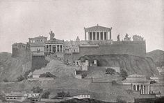 Gallery of AD Classics: Acropolis of Athens / Ictinus, Callicrates, Mnesikles and Phidias - 1