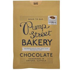 Pump Street Bakery New Rye Crumb Milk and sea salt Artisan Chocolate, Organic Chocolate, Chocolate Bars, Fair Trade Chocolate, Chocolate Crafts, Single Origin, Rye, Grenada, Sea Salt