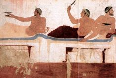 Ancient Greek and Byzantine dietary habits