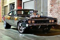 Nice Blown 68 Charger!!!