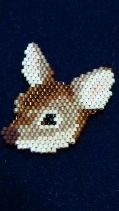 Motifs Perler, Perler Patterns, Peyote Patterns, Beading Patterns, Bracelet Patterns, Stitch Patterns, Bead Embroidery Jewelry, Beaded Embroidery, Bead Jewellery