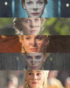 The Queens of the Seven Kingdoms..
