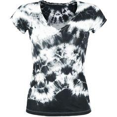 Naisten T-paita - Naisten T-paita - Mild TieDye - Tuotenumero: 278946 - alkaen 20,99 € • EMP.fi