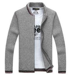 Free shipping Men Sweaters Famous Brand Zipper Knitted Cardigan for Men Winter Mens Turtleneck Cardigan Man Knitwear 88hfx