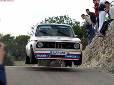 Punta-Tacón: BMW 2002 Turbo.