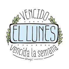 Venciendo el Lunes #Actitud #Donatella #EmpezandoLaSemana donatella.com.mx
