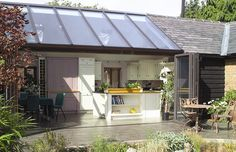 Lean-to Conservatories | Apropos Conservatories