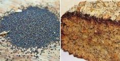 Šťavnatý medový koláč s makom - Receptik.sk