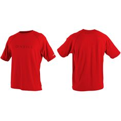 O'Neill 24/7 tech short sleeve crew Red on sale in the UK along with best deals on many other sportswear items available online..