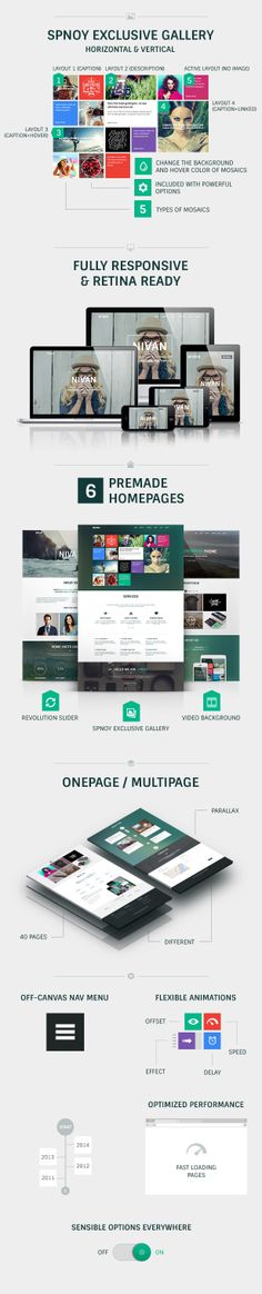 WordPress - Nivan - One Page / Multi Page WordPress Theme | ThemeForest